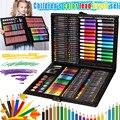 1 Набор для рисования картин, набор в коробке Цветной карандаши Портативный для детей начинающих GDeals