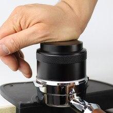 Marteau à café en poudre de qualité alimentaire, 51mm 58mm, avec Base en acier inoxydable 304, accessoires de café