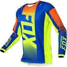 Maillot de cyclisme pour hommes, t-shirt de Motocross à séchage rapide, FXR, 2021