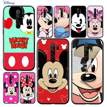 Disney Cartoon Lovely Minnie Mickey Mouse For Xiaomi Redmi 9A 9C 9 Prime GO 8A 7A 6A 5A 4X S2 Pro Plus TPU Silicone Phone Case