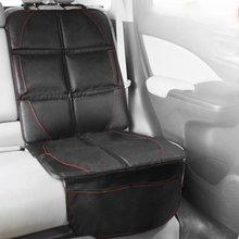 Автокресло обложка Оксфорд PU кожаный автомобиля сиденья протектор коврики для детей Детские коврики защитный коврик сиденья для защиты ребенка Детские подушка