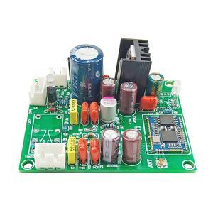 Image 3 - Aggiornato QCC3034 APTX Bluetooth 5.1 ricevitore scheda Audio portatile PCM5102A scheda di decodifica Stereo Pure Music funzione 8 12V