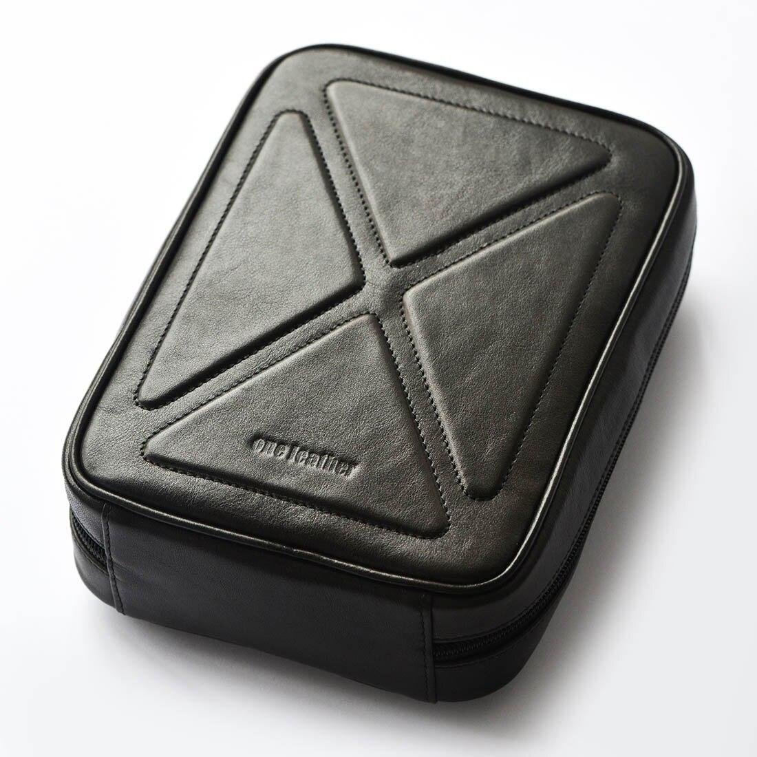 Pochette Portable en un cuir pour tuyau   Quatre tuyaux pour fumer, pochette pour tabac, sac de tuyau, accessoires de tabagisme, cadeau pour homme