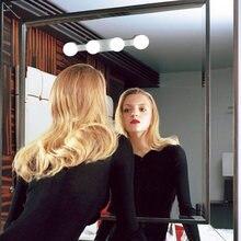 5 в светодиодный косметический зеркальный светильник лампа голливудский