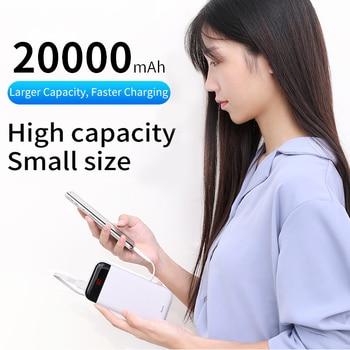 Baseus Power bank 20000 мАч 3