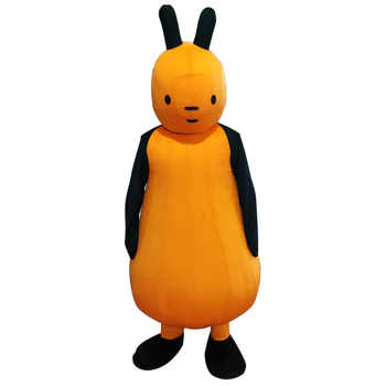 Hot sellingRabbit Bing mascot costume Flop mascot costume fancy dress for adult Halloween party event - DISCOUNT ITEM  0% OFF All Category