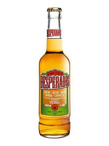 Desperados Tequila Beer - 24 X 330ml