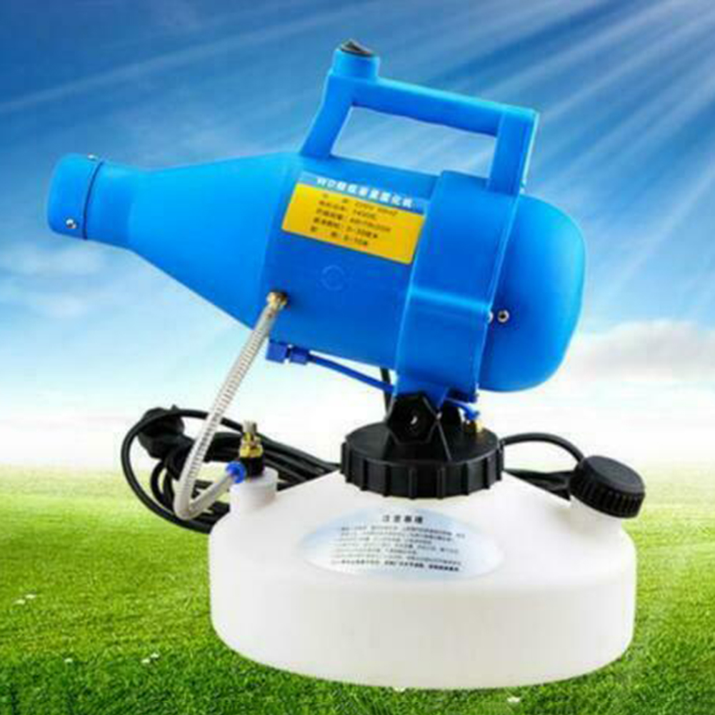 1200RPM Electric ULV Fogger ULV Ultra Low Capacity Sprayer Mosquito Killer 4.5L US Plug CE Certification