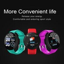Relógio inteligente freqüência cardíaca pressão arterial esporte fitness rastreador pedômetro fitbit para ios 8.0 android 4.4 e acima para esportes