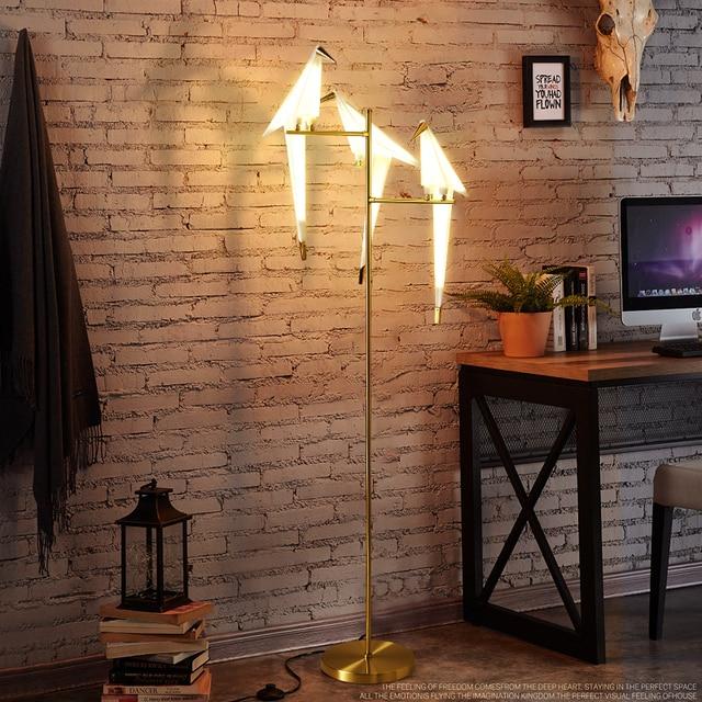 Bird Perch Floor Lamp 3