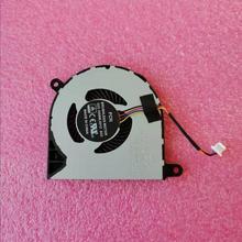 Новый вентилятор для кулера ЦП/радиатор для DELL Inspiron 13 5368 5568 5578 5375 5379 5579 5378 7378 7579 7569 7368 радиатор Latitude 3390