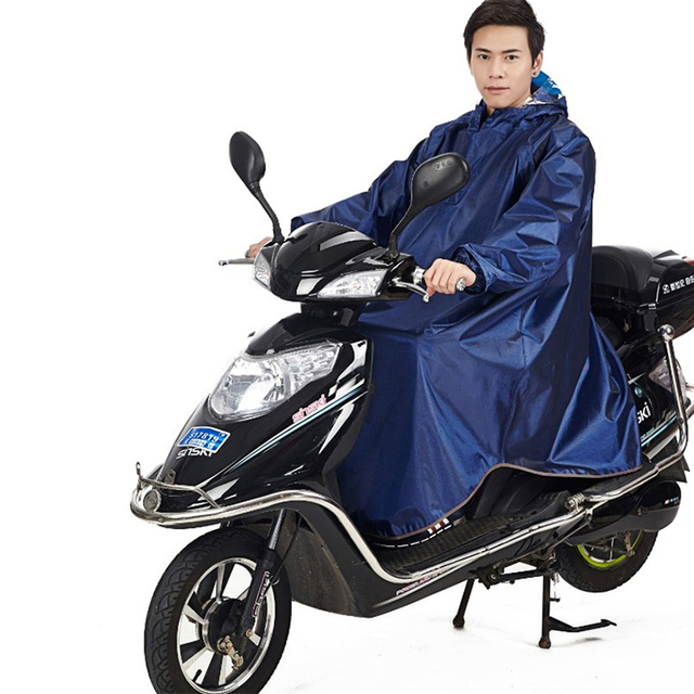 Electric Motorcycle Raincoat Bicycle Rainwear Thickened Increase Rain Poncho Cover Rain Coats Capa De Chuva Motoqueiro Gift