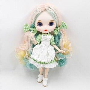 Image 3 - DBS BJD ICY Factory Muñeca Blythe desnuda, muñeca personalizada de 30cm, 1/6, con cuerpo articulado, juegos de mano, regalo para niña