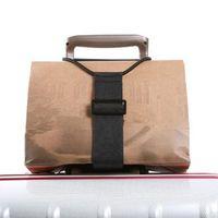 50LD Kreative Ausgehenden Gepäck Strap Bag Spanngurte Einfach Reise Koffer Doppel Pull Ring Shop Fixiert Verpackung Gummiband Gürtel