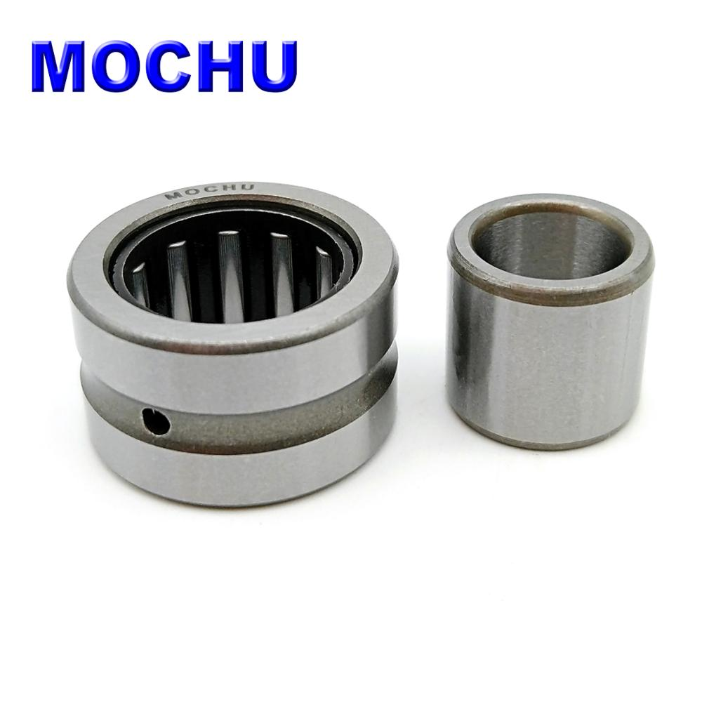 1PCS NA4901 NA4901-2RS 12X24X13 12*24*13 4544901 4524901 MOCHU Needle Roller Bearings With Machined Rings With An Inner Ring
