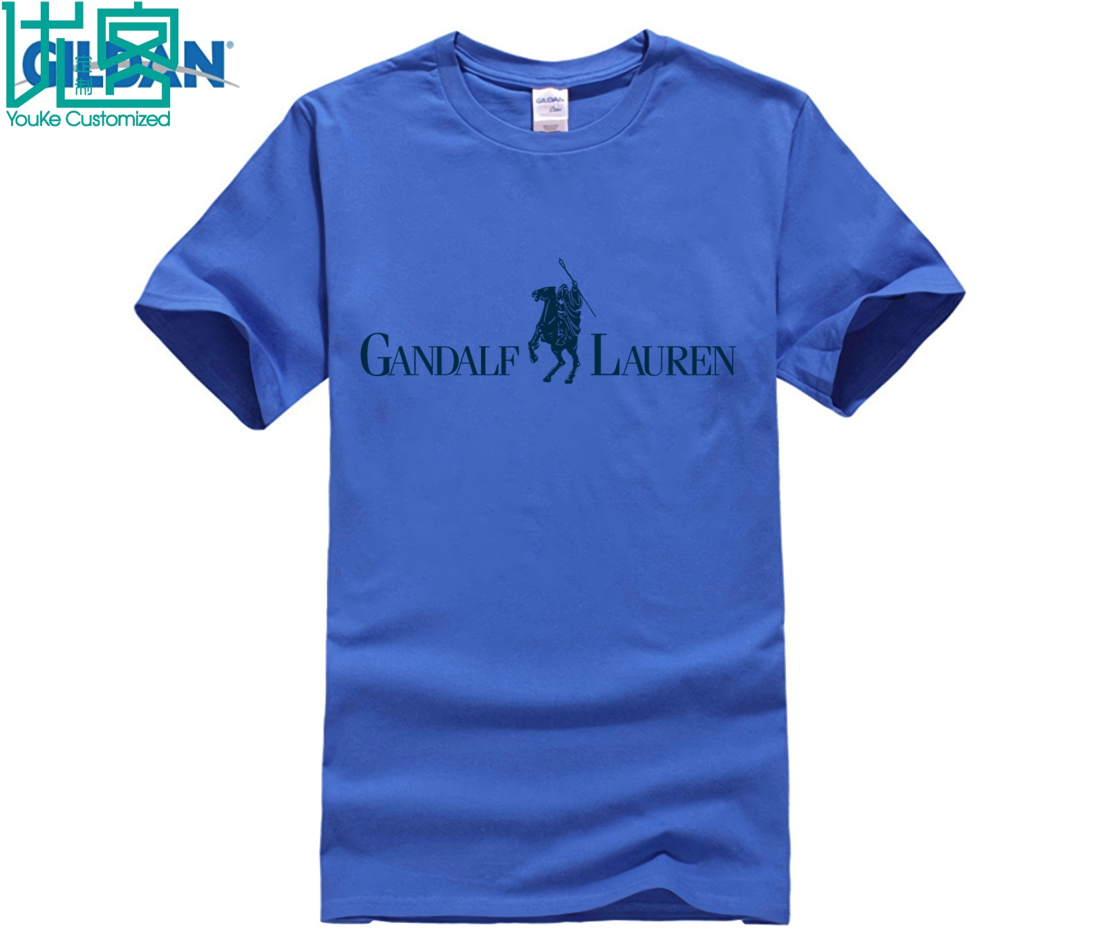 Gandalf <font><b>Lauren</b></font> 2 T-Shirt image