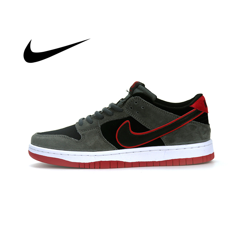 NIKE SB ZOOM DUNK LOW PRO IW  Men's Skateboarding Shoes Casual Sneakers Low Top Anti-Slippery Breathable Sneakers