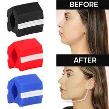 JawLine – Gel de silice de qualité alimentaire, 1 pièce, boule d'exercice pour l'entraînement musculaire du cou et du visage