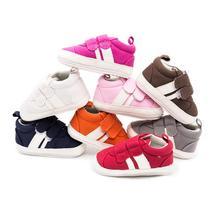0-18M First Walker Baby Boy Shoes Canvas Newborn Baby shoes For Prewalker First Walke Infant Toddler Kids Girl Footwear Shoes