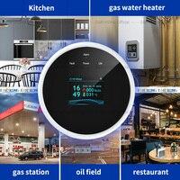 Wifi Smart Natural Gas Sensor