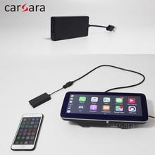 Carsara беспроводной Carplay Ключ адаптер для Android навигации сенсорный экран мультимедийный плеер