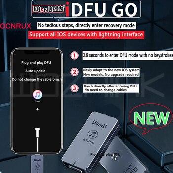Qianli iDFU ir Flash máquina de cepillo DFU caja para iPhone iPad de Restablecimiento Automático automático modo DFU actualización en línea