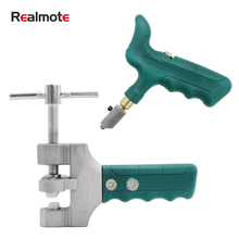 Realmote Glass ceramic tile to open the device open brick bye bye films for edge clamp Glass cutting knife pliers separator