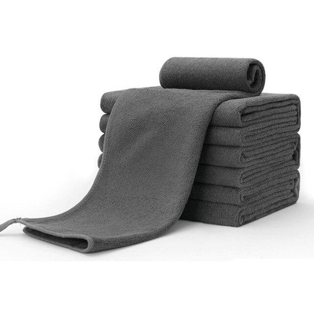 Myjnia samochodowa Toalla Microfibra ręcznik ściereczka do wycierania absorpcja wody pogrubienie ręcznik z mikrofibry Nettoyage Voiture Auto Cleaning Tools