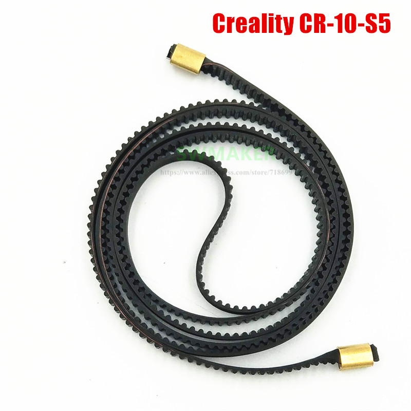 Creality CR-10-S5 Replacement X/Y Axis Timing Belt For Creality CR-10-5S
