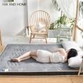 Латексный Матрас 10 см толщина Король Королева Полный двойной размер пены памяти заполнения дышащий Удобный отскок матрас
