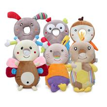 Cute Cartoon Baby Head Protection Pad Toddler Headrest Pillow Drop Resistance Cushion