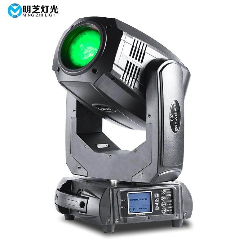 Mingzhi 200W LED Sport Light Moving Head Beam Lights DJ Disco Led Light Cob Light - 3