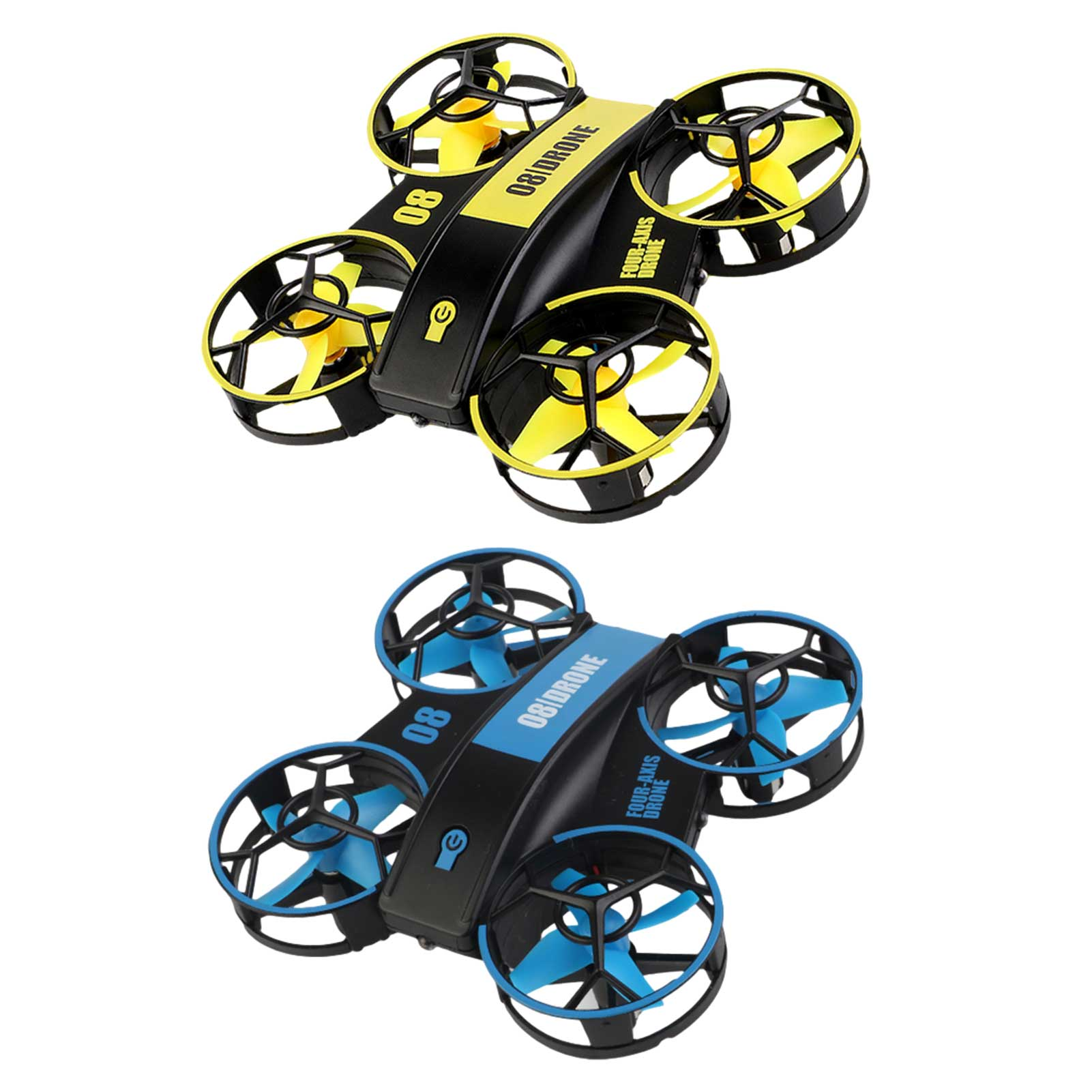 Quadcopter Mini Remote Control Quadcopter Infrared Controlled Drone Aircraft With LED Light Birthday Gift For Children Toys