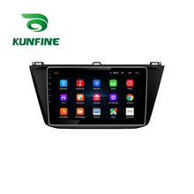 Octa Core Android 8.1 voiture DVD GPS lecteur de Navigation sans pont autoradio pour VW Tiguan L 2017 Headunit Radio(China)