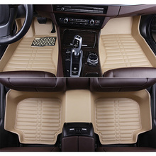 New Customized car floor mats for Hyundai All Models terracan accent azera lantra elantra tucson iX25 i30 iX35 Sonata