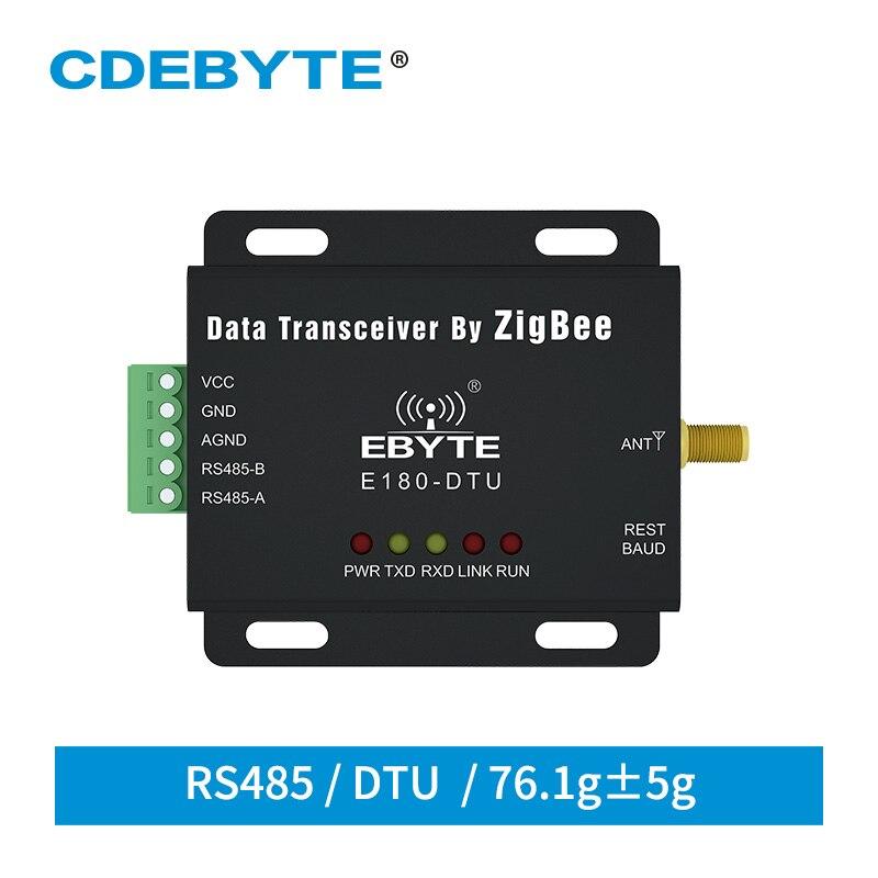 E180-DTU(ZG120-485) ZigBee 3.0 Ad Hoc Networking RS485 IoT Wireless Transceiver Radio Modem