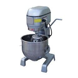 Handlowych trzepaczka do jajek SM-301 wielofunkcyjny maszyna do mieszania 3-gear regulowany mieszanie maszyna 30L mikser do śmietany 380 v/220 v 750w 1pc