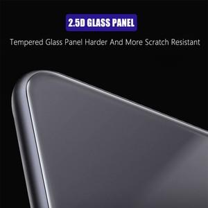 Image 2 - Ultra dunne Metalen Vierkante 15W Draadloze Quick Charger voor iPhone X Samsung Note 10 Huawei Mate 20 Pro qi Snelle Draadloze Opladen Pad