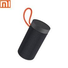 Bluetooth Колонка Xiaomi mijia IP55, Пыленепроницаемая Водонепроницаемая колонка с двойным микрофоном, шумоподавление, звонки, звук Bluetooth 5,0