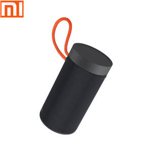 Xiaomi Speaker Stereo Dual-Microphone Bluetooth Dustproof Mijia Call IP55 No Noise-Reduction
