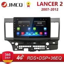 Android 2G + 32G Radio del coche para Mitsubishi Lancer 2007-2012 10 pulgadas 4G Red + WiFi + RDS DSP Video Audio Multimedia reproductor DVD coche 2 DIN