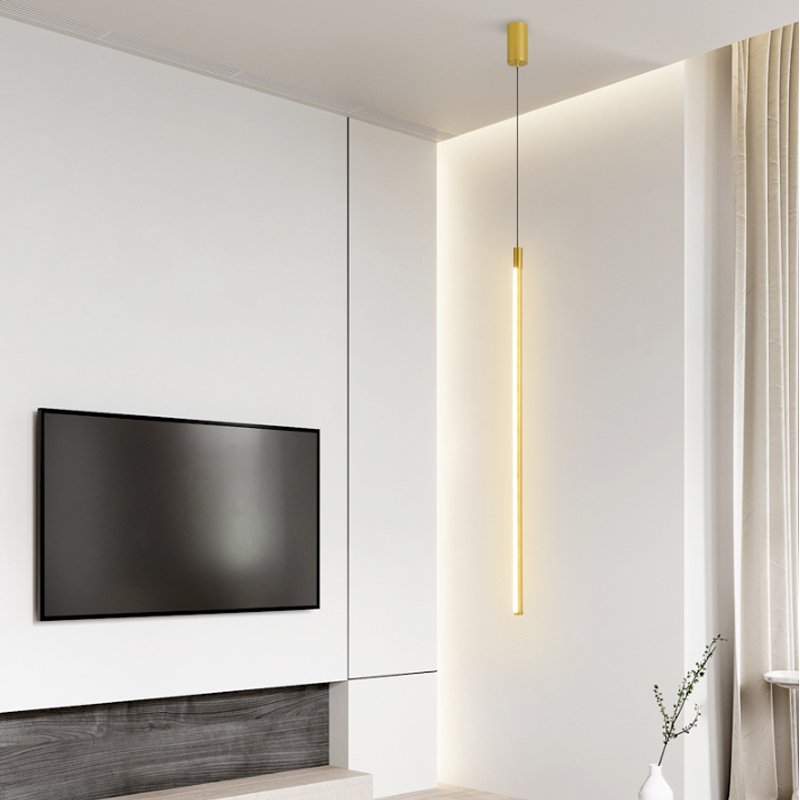 Gold-Black-Modern-LED-Pendant-lights-for-Bedroom-nightstand-Dinning-Room-Bar-Minimalist-Hanging-Pendant-lamp
