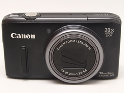 USED Canon Powershot SX240 HS Digital Camera (12.1 MP, 20x Optical Zoom) 3.2 Inch LCD
