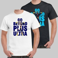 Go BEYOND Ultra Plus All Might HERO Academia เสื้อยืด USA ขนาด(China)