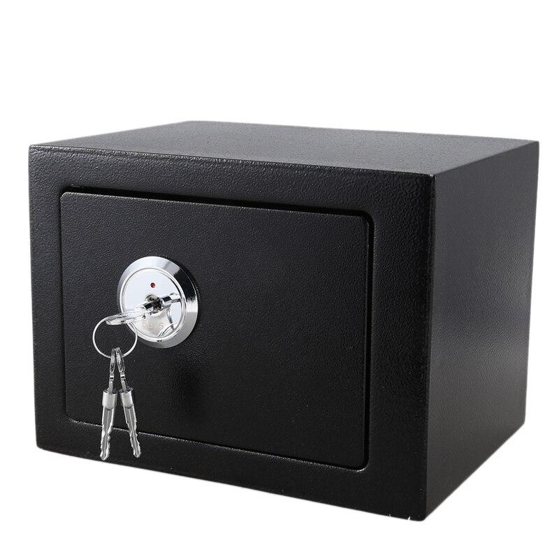 Сейф ключ управление деньги хранение наличных дома Officec