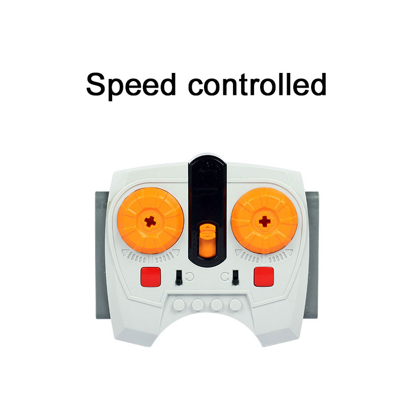 speed-controlled