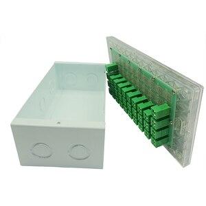 Image 4 - Kincony 32 bouton clavier mur auto réinitialisation commutateur Module contacteur sec pour KC868 contrôleur de système de contrôle domotique intelligent
