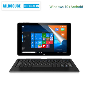 Image 1 - Alldocube iWork10 pro Tablet 10.1 inch  Intel Cherry Trail Windows10 Android 5.1 Dual System RAM 4GB+ROM 64GB 1920*1200 IPS wifi