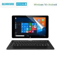 Tablet Alldocube iWork10 pro 10.1 pollici Intel Cherry Trail windows 10 Android 5.1 Dual System RAM 4GB ROM 64GB 1920*1200 IPS wifi