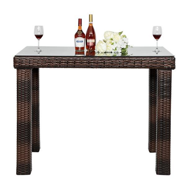 Bar Stool-Table and Chair  5